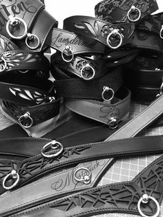 we're busy this pre-christmas season, making everyone happy with their new collars :D Pre Christmas, Perfect Christmas Gifts, Leather Collar, Submissive, Kinky, Behind The Scenes, Collars, Product Launch, Seasons