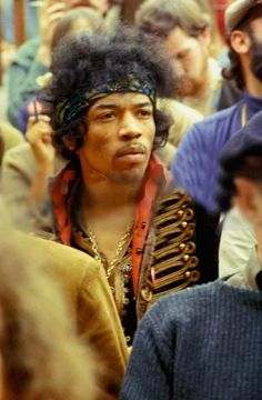 Monterey Jimmy Hendrix
