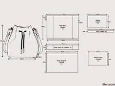 Pattern for an awesome DIY leather bucket bag. Pattern for an awesome DIY leather bucket bag. Pattern for an awesome DIY leather bucket bag. Leather Handbags, Leather Purses, Leather Wallet, Leather Satchel, Sacs Design, Leather Bag Pattern, Purse Patterns, Sewing Patterns, Leather Projects