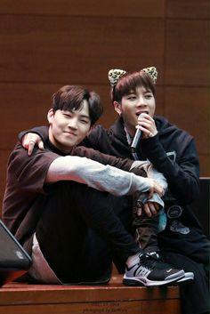 Jaebum&Jackson