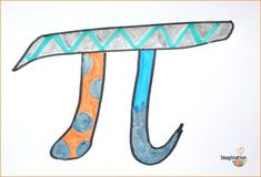 Decorate the Pi Symbol.jpg 10 Ways to Celebrate Pi Day
