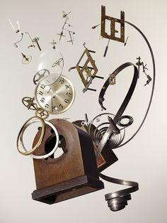 Todd Mclellan - Clock