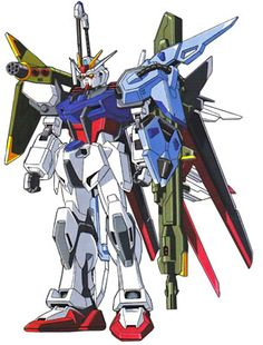 GAT-X105+AQM/E-YM1 Perfect Strike Gundam