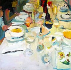 Jennifer Pochinski, Dinner Party