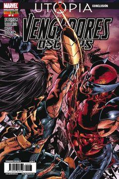 Vengadores oscuros. Reinado oscuro #8