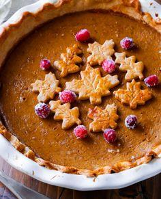 """<strong>Get <a href="""";http://sallysbakingaddiction.com/2014/10/26/the-great-pumpkin-pie-recipe/"""" target=""""_blank"""">The Best Pumpkin Pie recipe</a> from Sally's Baking Addiction</strong>"""