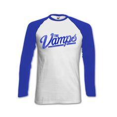 The Vamps | The Vamps - Team Vamps Ball Baseball Shirt (Jersey) - TM Stores