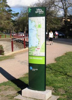 The FlexiSign Totem is ideal for pedestrian-scale projects and is our most specified signage type. A popular choice for transport signage. Lake Garden, Facility Management, Wayfinding Signage, Public Spaces, Pedestrian, Public Transport, Blade, Transportation, Range