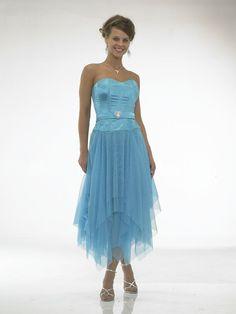 Gold Elegant A-line Thick Straps Zipper Knee Length Prom Dress ...