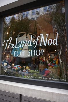 The Land of Nod, 136 Prince Street - Soho. Between Wooster & W. Broadway, New York