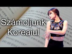 Számoljunk Koreaiul Watch V, Korea, Youtube, Korean, Youtubers, Youtube Movies