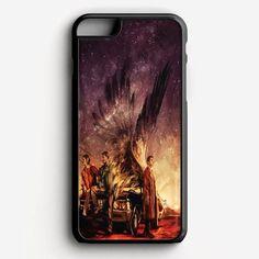 Supernatural Licensi iPhone 8 Plus Case