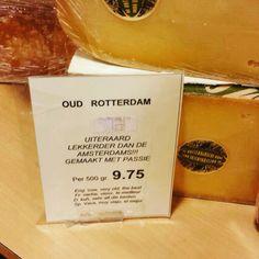 Rotterdamse kaas, beter dan die van 020