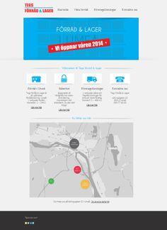 Website for local storage business #webdesign #website #simple
