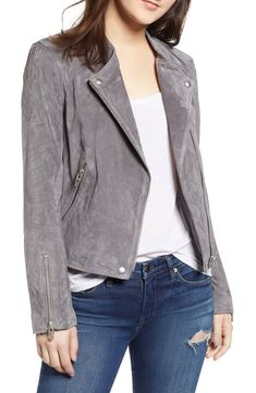 Are you looking for Classy Grey Women's Jacket Manufacturer in USA, Australia and Canada? Alanic Wholesale, provide you best quality custom Classy Grey Women's Jacket. Bulk Order Only. Winter Coats Women, Coats For Women, Jackets For Women, Clothes For Women, Latest Clothes, Grey Suede Jacket, Nordstrom Half Yearly Sale, Cozy Fashion, Blank Nyc