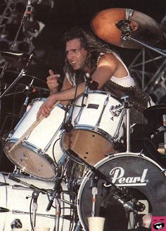 "Mick Brown Drummer | Thread: Rob Affuso & ""Wild"" Mick Brown"