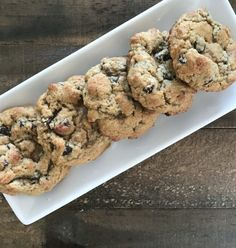 Copycat New York's Famous Levain Bakery's Chocolate Chip Cookies -My Way! » Skinny Sweets Daily