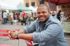 Host of Man Fire Food Roger Mooking