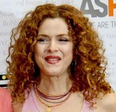 Bernadette Peters, 65 today.