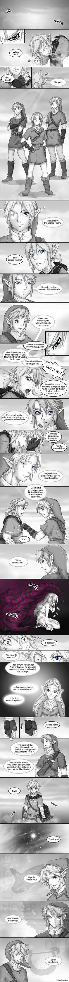 Part 6 - Zelda: Heart of a Champion - by zelda-Freak91