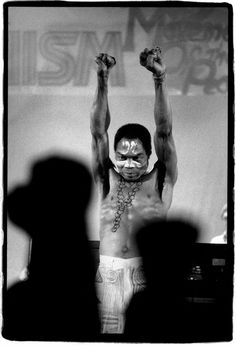 Fela Kuti. Possibly the most famous Nigerian musician and the creator of AfroBeat music. He is celebrated in Nigeria every year at Felabration music festival.