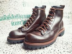 "RED WING 2933 6 ""LINEMAN/LUG-SOLE"