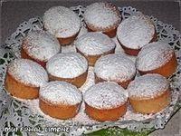 Muffin al limone dietetici anticolesterolo