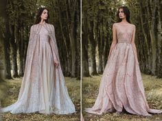 Leave A Little Sparkle Wherever You Go – 50 Ultra-Glam Sparkly Metallic Gowns!