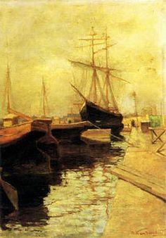 Odessa Port, 1898