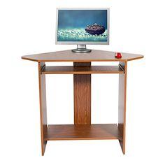 Wunderbar Mari Home   Clifton Nussbaum Computerschreibtisch Computertisch  Schreibtisch Bürotisch Computertisch Arbeitstisch Freizeittisch PC Tisch