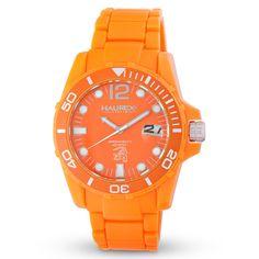 Mens Orange Watch.