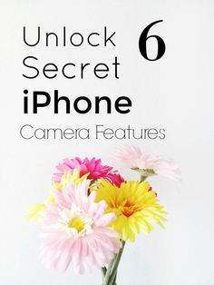 Unlock 6 Secret iPhone Camera Features - Game changing secrets only the pros know and that you can start using right now!