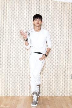 Taecyeon ♡ #2PM - Sina Magazine