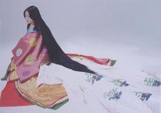 Juni hitoe kimono