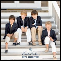 Brooks Brothers boys collection