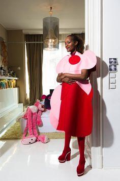 Style Porträt: My Life, My Style: Michelle Elie | Harper's BAZAAR