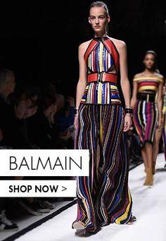 Shop Balmain - up to 65% off!