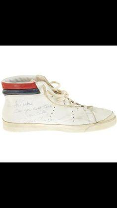 f578ff391eb619 David Thompson s signature basketball shoe known as the