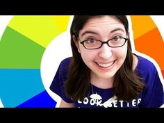 Intro to Colour Theory Video. Broadcasting from her um… bathroom… Karen takes us through the art of colour. From Red, Yellow & Blue to the colour wheel, from complementary colours to their uses. Watch it… it's full of colour. You could say it's 'colourful'.