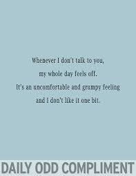 Image result for daily odd compliment friend