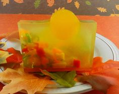 Soap Harvest Moon Soap Glycerin Soap Handcrafted by SoapGarden