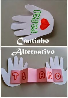 Cantinho Lúdico: Passo a passo cartão sanfonado para o dia dos pais Kids Crafts, Diy And Crafts, Arts And Crafts, Dad Day, Fathers Day Crafts, Sunday School Crafts, Kids Church, Drawing For Kids, School Projects