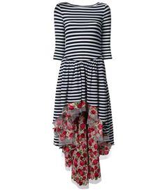 Natasha Zinko striped dress//