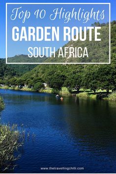 Top 10 Highlights of the Garden Route in South Africa | Garden Route National Park | Wilderness