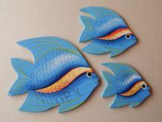 Trio de Peixes M1                                                                                                                                                                                 Mais