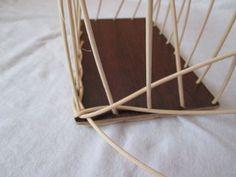 Rohová přesmyčka Basket, Storage, Furniture, Home Decor, Crochet, Blue Prints, Braid, Purse Storage, Crochet Hooks