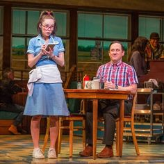 48 Drama Final The Waitress Ideas Waitress Waitress Musical Musical Theatre