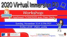 Destinations, Workshop, Deck, United States, The Unit, Fle, French Teacher, Atelier, Work Shop Garage