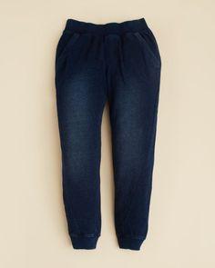 True Religion Boys' French Terry Sweatpants - Sizes 5-18