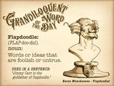 (116) Grandiloquent Word of the Day